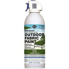 Deval Products Outdoor Spray Fabric Paint - 534167