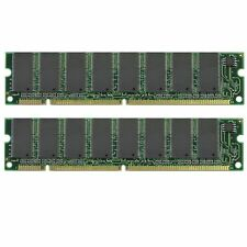 2x256 512MB Memory Dell Dimension L500r SDRAM PC133 TESTED