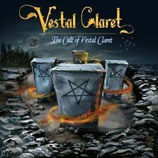 Vestal Claret - The Cult of Vestal Claret CD 2014 occult heavy metal