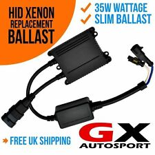 1x Super Slim HID Xenon Digital Replacement Ballast Compatible All Bulbs AC 35W