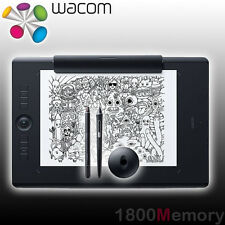 Wacom Intuos Professional Pro Pen 2 Bluetooth Large Tablet PTH-860 w/ Paper Kit