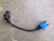 Vespa ET4 Ignition Coil, Ht Lead And Cap ET2  2002 Complete  125cc/ 50cc OEM