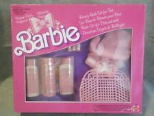 Barbie Perfume Pretty Beauty Bath Set For TWO FONDO DI MAGAZZINO