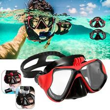 Diving Glasses Scuba Mask Swim Goggles Mount For Gopro Hero 4 Session 3+ 3 2 Cam