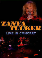 Tanya Tucker: Live in Concert DVD NEW