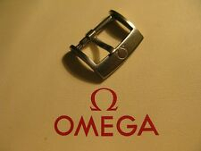 Brand New Omega 16mm BRUSHED Stainless Steel Watch Strap Buckle