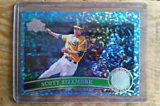 2011 Topps Update Hope Diamond Anniversary Scott Sizemore 15/60 #US111