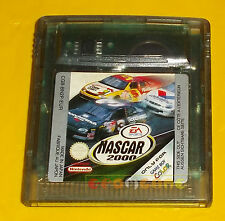 NASCAR 2000 Game Boy Color Versione Europea ○○○○○ SOLO CARTUCCIA