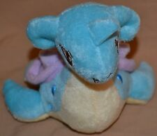 "6"" Lapras # 131 Pokemon Center Plush Dolls Toys Stuffed Animals 2013 Water Surf"