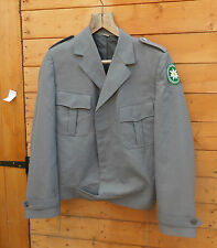 GERMAN MOUNTAIN TROOP DRESDNER HERRENMODE GMBH UNIFORM WITH EDELWEISS PATCH