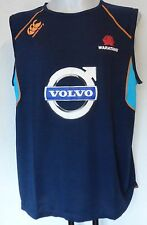 WARATAHS NAVY TRAINING SINGLET BY CANTERBURY ADULTS SIZE XXL BRAND NEW