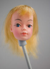 Vintage Barbie Unknown Blonde Clone Rubber Head Only