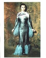 Catherine Schell Photo Signed In Person - Space 1999 - A962