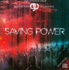 Saving Power * by Generation Unleashed (CD, 2010, 2 Discs Set, Maranatha Music)