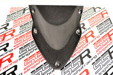 Ducati Hypermotard 1100 Under Panel Cover For The Headlight Fairing Carbon Fiber