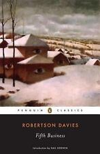 Fifth Business (Deptford Trilogy) Davies, Robertson Paperback