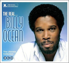 BILLY OCEAN * 50 Greatest Hits * Import 3-CD BOX SET * All Original Songs * NEW
