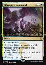 Dragons of Tarkir ~ SILUMGAR'S COMMAND rare Magic the Gathering card