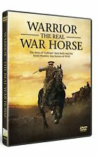 WARRIOR THE REAL WAR HORSE True Heros of WW1 NEW DVD