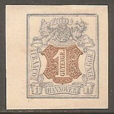 Hanover 1ggr Blue and Brown Essay Mint no gum