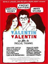 Affiche 40x60cm VALENTIN VALENTIN 2015 Marilou Berry, Vincent Rottiers