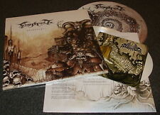 "FINNTROLL-BLODSVEPT-2013 LP+7"" WHITE VINYL+SLIPMAT-LIMITED TO 200-NEW & SEALED"