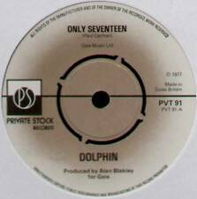 "[TREMELOES] DOLPHIN~ONLY SEVENTEEN / TAKE CARE OF THE OCEAN~1977 UK 7"" SINGLE"