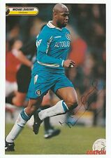 MICHAEL DUBERRY CHELSEA 1999-2000 ORIGINAL HAND SIGNED MAGAZINE CUTTING