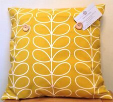Orla Kiely **LINEA STEM**  Dandelion Cotton  Cushion Cover 40cm