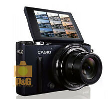 NEW BOXED CASIO HIGH SPEED EXILIM EX-10 EX10 CAMERA