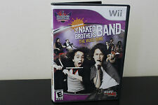 The Naked Brothers Band -- The Video Game (Nintendo Wii, 2008) *Tested