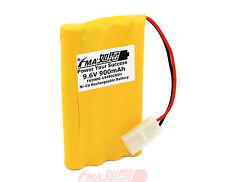 Ni-Cd AA 9.6V 900mAh Battery to Model Toy Remote Radio  Car w/Tamiya 8SH US