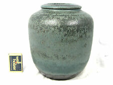 Beautiful glazed handmade Rudi Stahl design studio keramik vase 8090 / 20