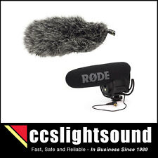 NEW MODEL - RODE VIDEOMIC PRO R WITH SHOCKMOUNT AND DEADCAT - FREE POST