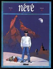 NEVE T4   BLANC NEPAL   LEPAGE  DIETER   EO GLENAT   Collection GRAFICA