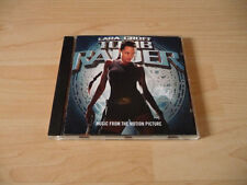 CD Soundtrack Tomb Raider - Lara Croft - 2001
