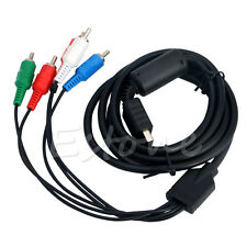 1.8M HD Component TV AV Video-Audio Cable Cord For SONY PS2 PS3 Playstation New