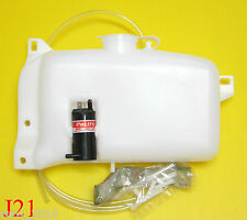WINDSHIELD WASHER BOTTLE TANK WATER PUMP FOR NISSAN D21 BIG-M Hardbody NAVARA