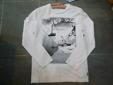 PROTEST KIDS  ELROY LONG SLEEVE T-SHIRT SIZE 152 *BRAND NEW WITH TAGS*AGE 11-12