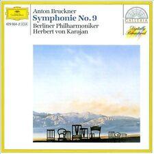 BRUCKNER / BPO / KARAJAN-SYMPHONY 9 (GER) CD NEW