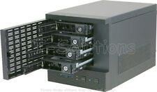 CFI A7879 Plus Mini-ITX NAS Server Case w/ 4 Hot-Swappable HDD/SSD Trays USB3.0