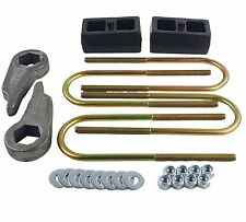 "Ranger Lift Kit Cast Torsion Keys & 2"" Cast Steel Blocks 1998 - 2011 Ford 4x4"