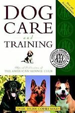 The American Kennel Club Dog Care and Training, American Kennel Club, Good Book