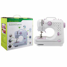 12 Stitches Multifunctional Portable Electric Mini DIY Sewing Machine Household