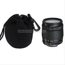 Universal Neoprene DSLR Camera Lens Soft Carry Pouch Case Protector Bag Size S