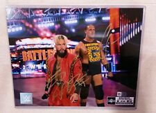 Enzo & Cass Wwe WrestleMania 33 Exclusive Limited Edition Autograph # 26 of 33