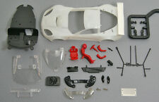 NSR 1389 Corvette C6R body kit, white, unpainted