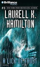 Meredith Gentry: A Lick of Frost 6 by Laurell K. Hamilton (2013, CD, Abridged)