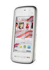 Nokia 5230 Weiß RÜCKLÄUF. 2MPX  Bluetooth Mp3 Internet Radio Navi Edition  Email
