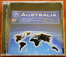 The Underground Sounds of Australia CD EP Made in Australia PERFECTO1CDS